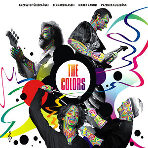 The Colors, CD, 2010